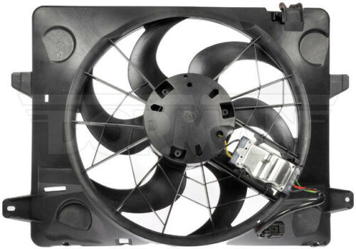 New Engine Radiator Cooling Fan Assembly With Controller Dorman 620-120