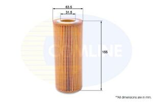 Comline-Filtro-de-aceite-del-motor-EOF165-Totalmente-Nuevo-Original