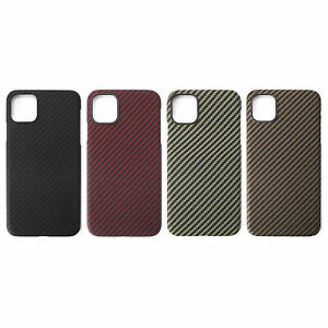 Magnetic-Real-Carbon-Fiber-Matte-Slim-Phone-Case-Cover-For-iPhone-11-Pro-Max