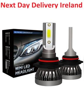 8000LM-H11-H8-H4-H1-H7-LED-Car-Headlight-Kits-Hi-Lo-Power-6000K-White-Bulb-Bulbs