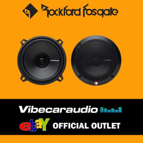 "Rockford Fosgate Prime R1525X2 13cm 5/"" 80 Watts Car Door Dash Coaxial Speakers"