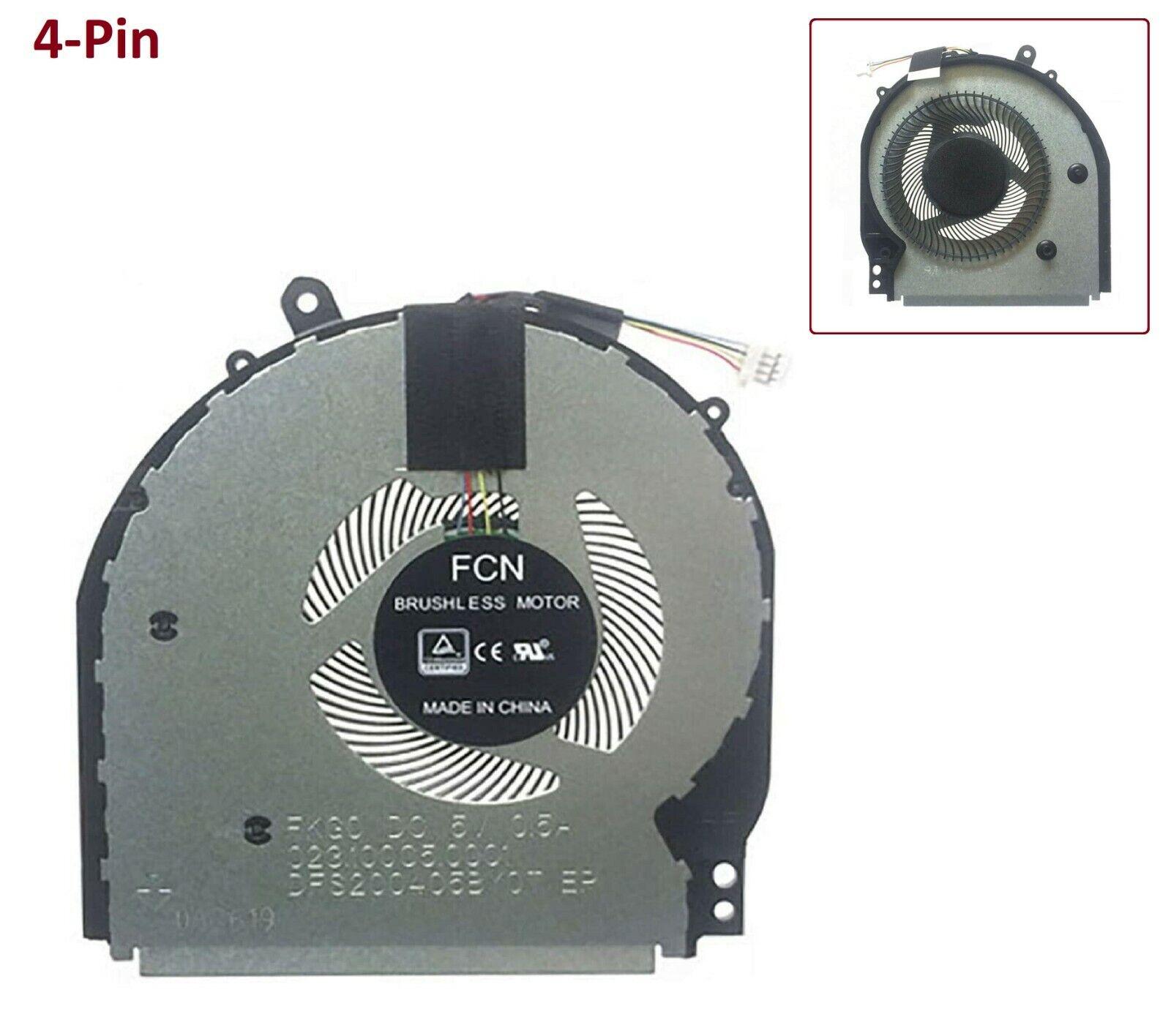 CPU Cooling Fan For HP Pavilion X360 14-DH 14-DH1036TX 14M-DH L51102-001
