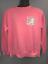 thumbnail 1 - University of Alabama Ladies Pink Sweatshirt with Printed Chevron Pocket Design