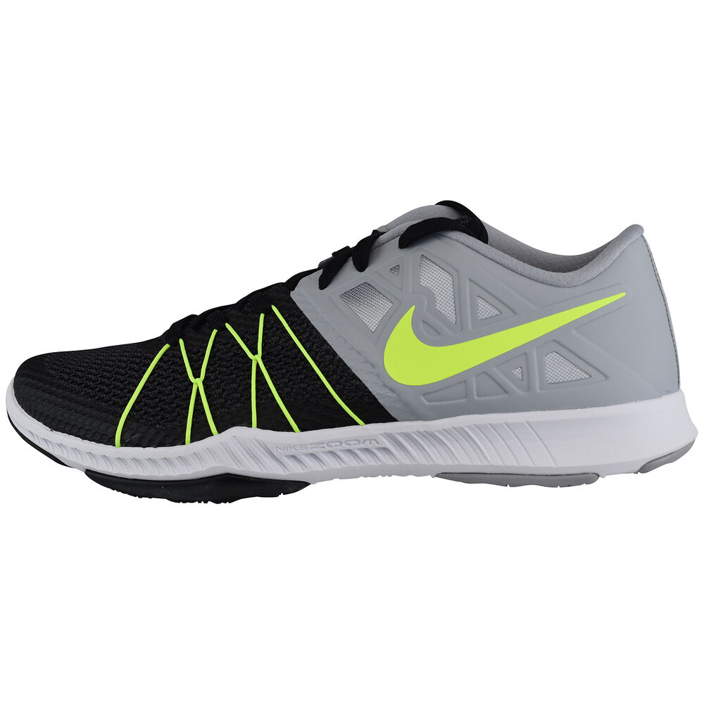 Nike zoom train Incrougeibly presque 844803-002 Jogging Loisirs Chaussures De Course sneaker-