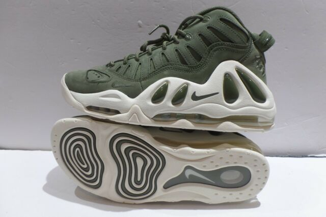 Nike Air Max Uptempo 97 Urban Haze White Scottie Pippen Size 9 ( 399207 300 )