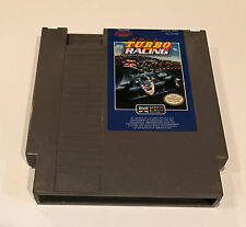 Al Unser Jr. Turbo Racing - 1990 NES Nintendo Cartridge