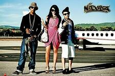 N-Dubz : Plane - Maxi Poster 61cm x 91.5cm (new & sealed)