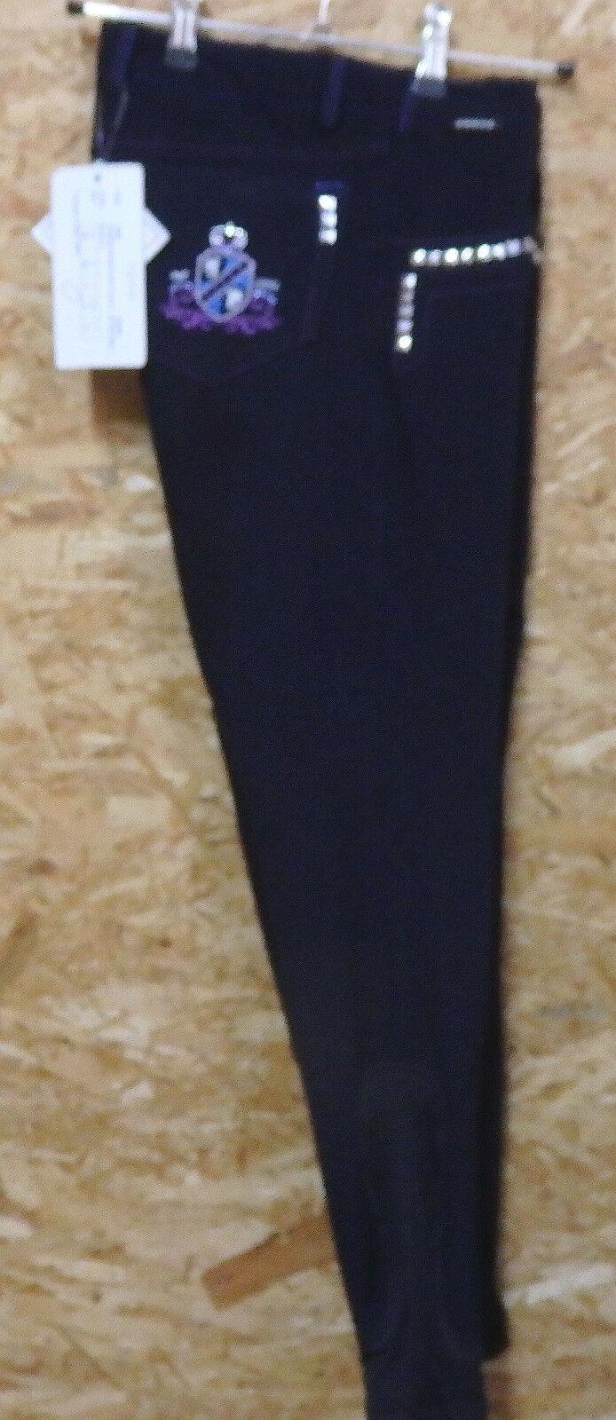 Horka Horka Horka Kinder Reithose Roxy, 3 4 Vollbesatz, blau, Gr.164 (D199)  | Verkauf Online-Shop  | Hochwertige Produkte  | Niedrige Kosten  9afa28