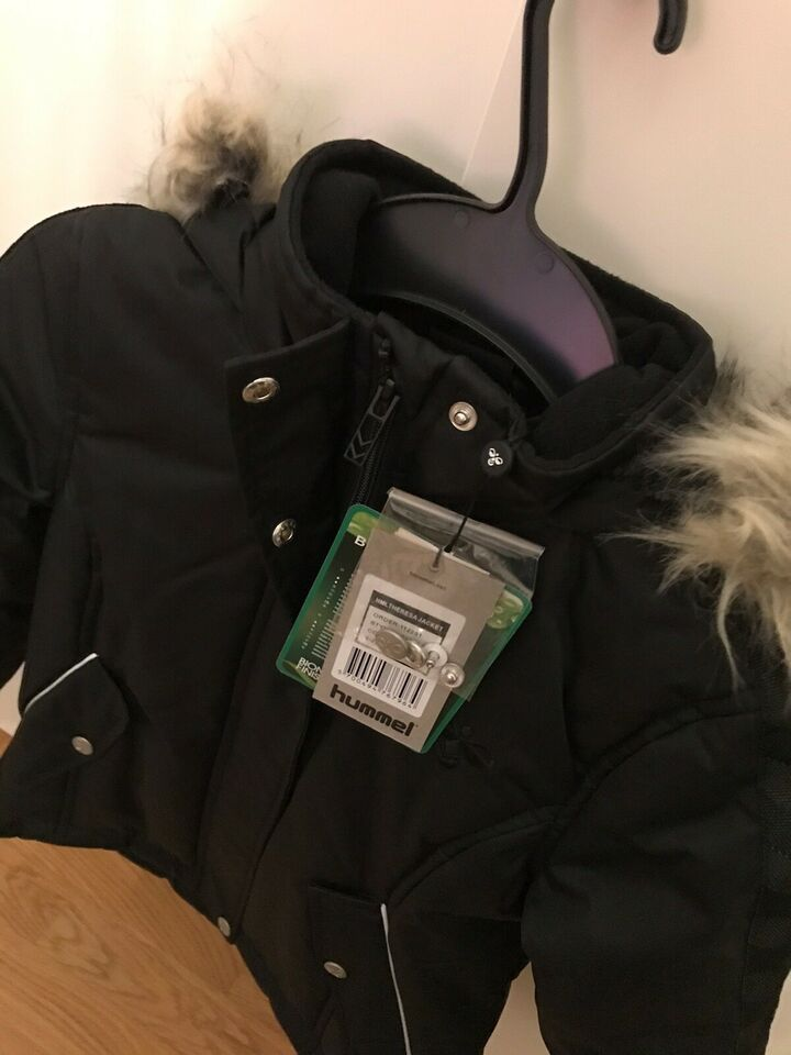 Vinterjakke, NY Vinterjakke, Hummel