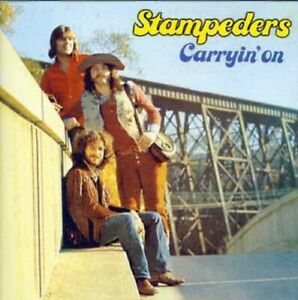 The-Stampeders-Carryin-on-New-CD-Canada-Import