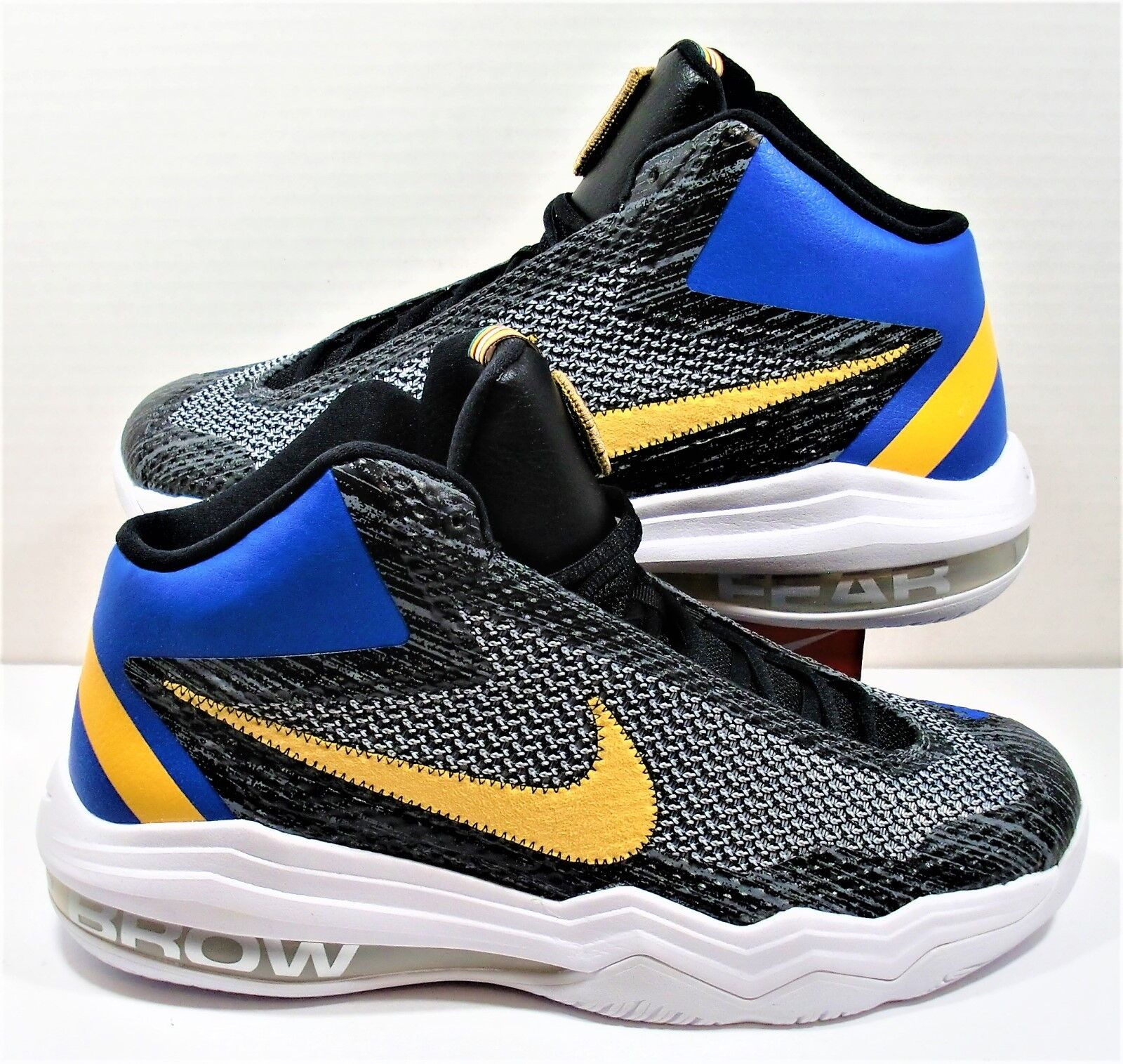 Nike LMTD Air Max Audacity ASG LMTD Nike Anthony Davis Mens Shoes Sz 11 NEW 840677 100 7a966d