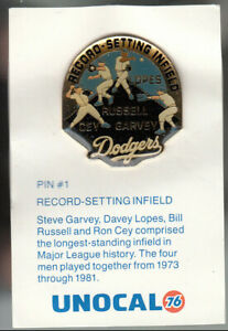 1980-039-s-L-A-DODGERS-UNOCAL-PIN-UNUSED-RECORD-SETTING-INFIELD