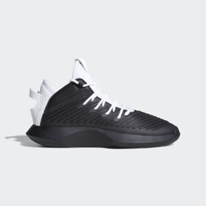 best sneakers 13a63 5936a Mens Adidas Crazy 1 ADV Core Black Footwear White AQ0321