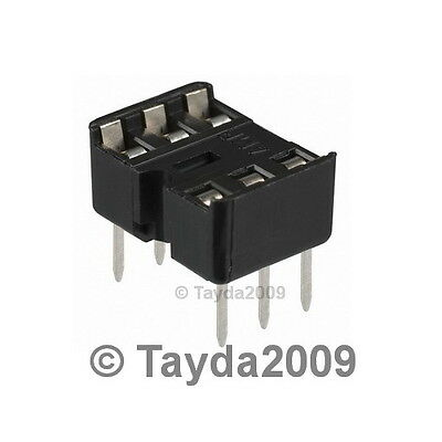 20 x 6 pin DIP IC Socket Adaptor Solder Type