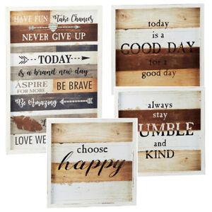 Bild-Statements-Holz-Schild-Deko-Vintage-Holzschild-Shabby-Happy-Bild-4-Motive