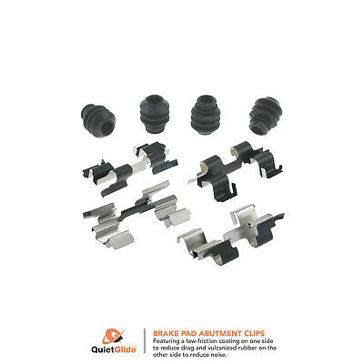 Carlson Quality Brake Parts H5694 Disc Brake Hardware Kit