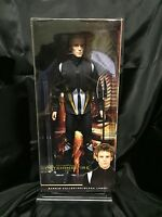 Hunger Games Catching Fire Finnick Collector Black Label Mattel Barbie Doll