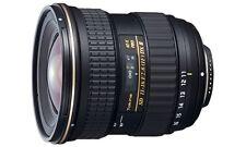 Nikon Tokina AT-X PRO 11-16mm F/2.8 DX II Ultra Wide Angle Lens Nikon DX