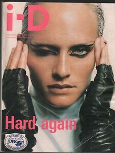 i-D Pop Culture Magazine October 2002 Amber Valetta Craig McDean 020421ame