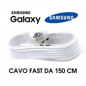 CAVO-FAST-150-CM-USB-COMPATIBILE-per-SAMSUNG-GALAXY-S3-S4-S5-S6-S7-Edge-S7-J3-J5