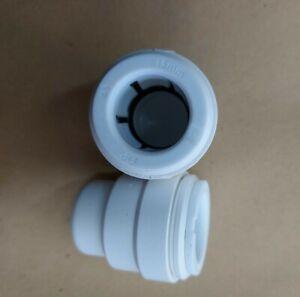 Speedfit Pushfit Stop Ends In 10mm 22mm 15mm * John Guest 28mm