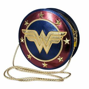 Wonder Borsa New tracolla a Shield ufficiale Woman qFrtwF