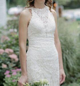 0abc341c Sottero & Midgley - Winifred - Wedding Dress (Size 2) - Ivory Over ...