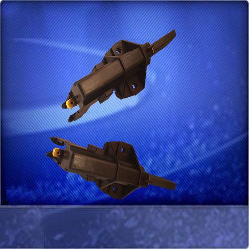 woh6210 wov4800 woh6710 wov5800 Spazzole Motore Carbone Per Bosch woh5710