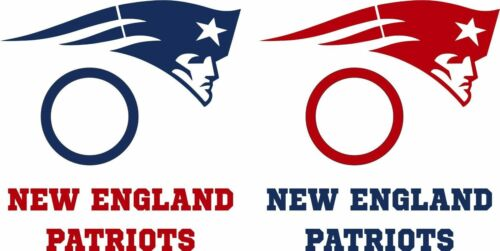6 Cornhole Decals Free Circles New England Patriots Cornhole Decal Set