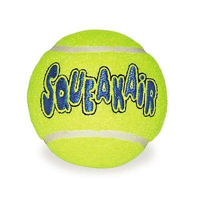 AIR XLARGE Dogs Tennis Ball Squeaker Heavy Duty Dog Toy that Floats Choose Qty