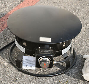 Outland Firebowl Outdoor Portable Propane Gas Fire Pit, 19 ... on Outland Gas Fire Pit id=45329