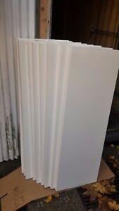 1x-Ikea-STOLMEN-Regalboden-110x38cm-weiss-weiss