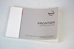 14-2014-Nissan-Frontier-Spanish-Owner-039-s-Owners-Owner-Manual