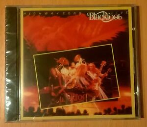 BLACKFOOT-Highway-Song-Live-Wounded-Bird-Records-CD-neuf-scelle-sealed
