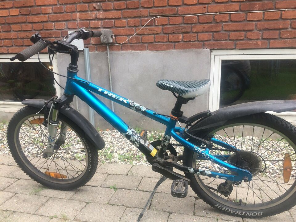 Drengecykel, mountainbike, Trek