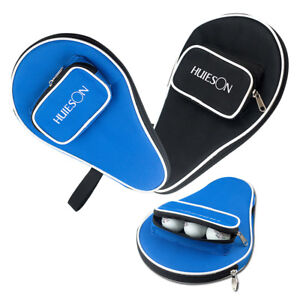 HR-JN-Pro-Table-Tennis-Racket-Case-Cover-for-1-Ping-Pong-Paddle-Bat-3-Balls-So