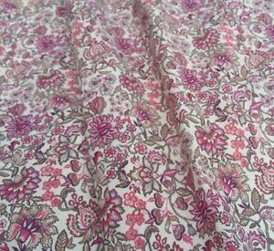 /'Chelmsford B/', John Lewis cotton 100/% dress fabric per metre
