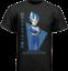 Dragon-Ball-Super-Vegeta-Super-Saiyan-Blue-Evolution-Black-T-Shirt-Short-Men-039-s thumbnail 1