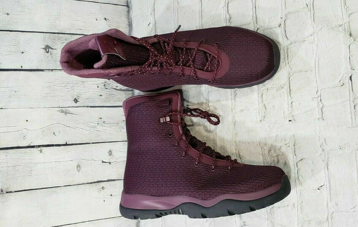 Nike Air Jordan Future Boots Night Maroon Red Burgundy 854554-600 MEN'S SIZE 12