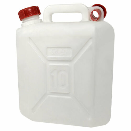 10 Ltr Jerry Can Water holder for camping beach fishing boating festival
