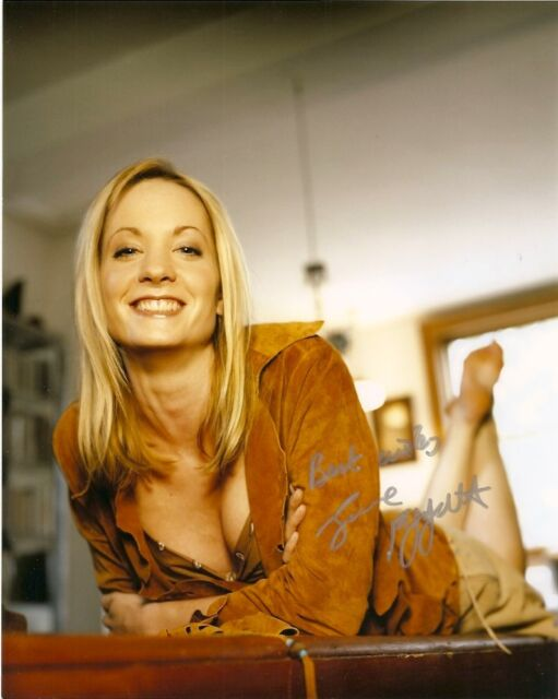 Downton Abbey Joanne Froggatt Autographed Signed 8x10 Photo COA