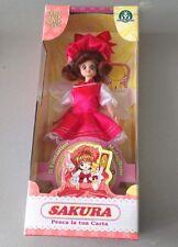 Card Captor Sakura Action Figure Doll#Bandai Nib