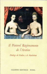 IL PIACEVOL RAGIONAMENTO DE L'ARETINO - DIALOGO DI GIULIA E DI MADALENA
