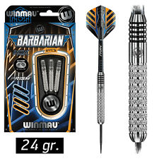 Variante wählbar Neu Dart Winmau Barbarian Inox Steeldarts 20g 22g 24g