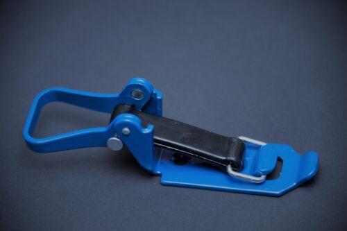 2 X Verschlusslager Spatenhalter Axthalter Beilhalter Blau Massiv Kurz Dm 30 mm