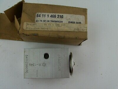 OEM new ac air conditioner conditioning R134A BMW e23 e30 A//C Expansion Valve