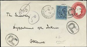 Cover-FRONT-ONLY-Canada-1910-WALKERVILLE-to-OTTAWA-ONT-with-Scott-91-on-U19