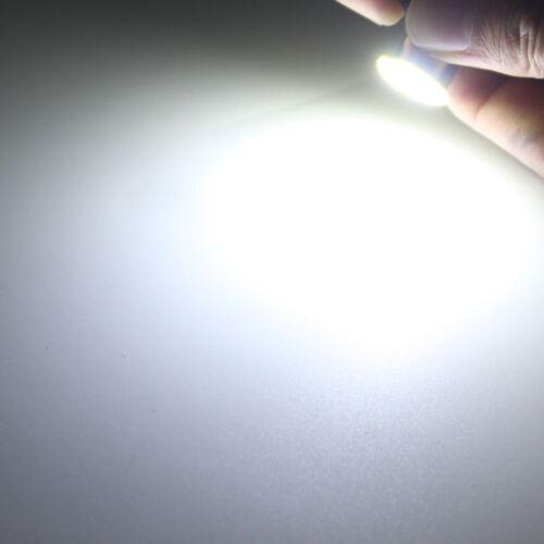 2x T20 7443 W21//5W Bombilla COB DRL LED indicador de luz del faro luz lateral inversa