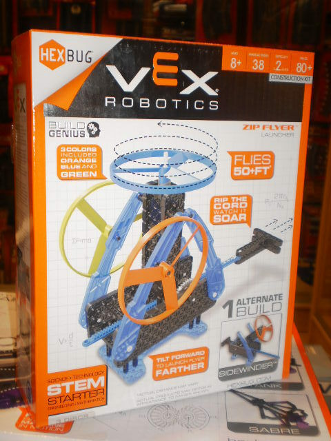 MAQUINA DE VUELO VEX ROBOTICS