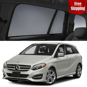 Details about Mercedes-Benz B-Class 2012-2018 W246 Magnetic Car Window  Shade Sun Shade Blind